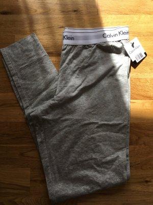 Calvin Klein Leggings Grau in Gr. S