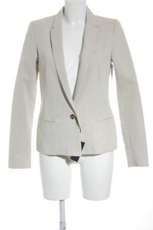 Calvin Klein Long-Blazer hellbeige Business-Look