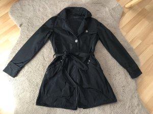 Calvin Klein Oversized Coat black