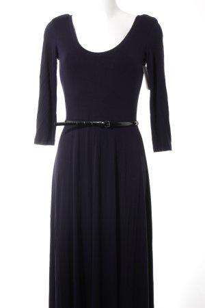 Calvin Klein Maxikleid dunkelblau Elegant
