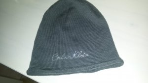 Calvin Klein Mütze grau