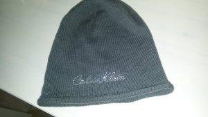 Calvin Klein Beanie antraciet