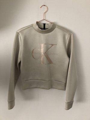 Calvin Klein Neopren Sweatshirt