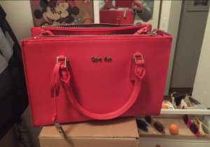 Calvin Klein Bag red