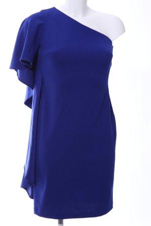 Calvin Klein One Shoulder Dress blue elegant
