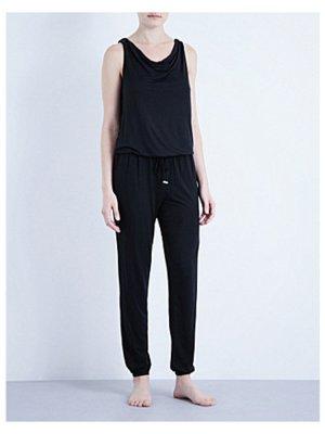 Calvin Klein Onesie noir tissu mixte