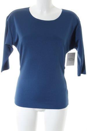 Calvin Klein Oversized Shirt kornblumenblau Casual-Look
