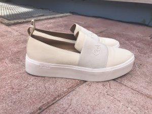 Calvin Klein Plateau Slip-On Sneaker