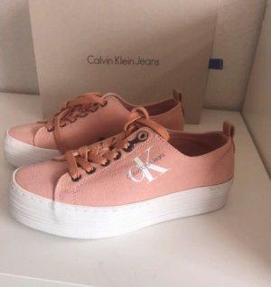 Calvin Klein Plateau Sneaker