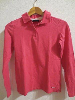 Calvin Klein Poloshirt 3/4 arm, pink, Gr. 34/36