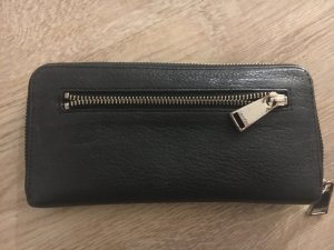 Calvin Klein Wallet black leather