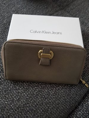 Calvin Klein Jeans Portefeuille taupe