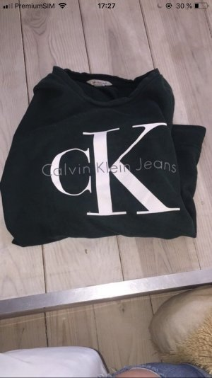 Calvin Klein Lange jumper veelkleurig