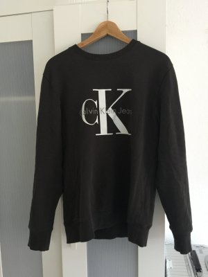 calvin klein pullover g nstig kaufen second hand. Black Bedroom Furniture Sets. Home Design Ideas
