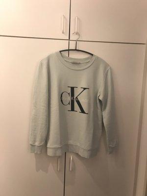 Calvin Klein Jeans Jersey de cuello redondo multicolor Algodón