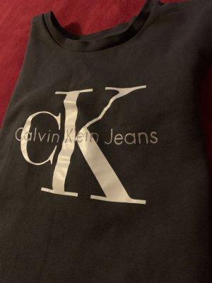 Calvin Klein Jeans Jersey holgados gris antracita