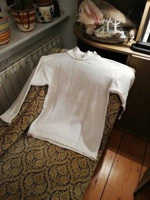 Calvin Klein Pullover, Größe M, weiß