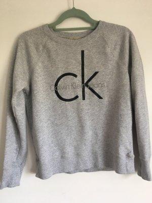Calvin Klein Jeans Maglione lungo multicolore Cotone