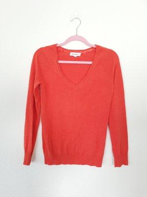 Calvin Klein Pullover in elegantem Korall gr S