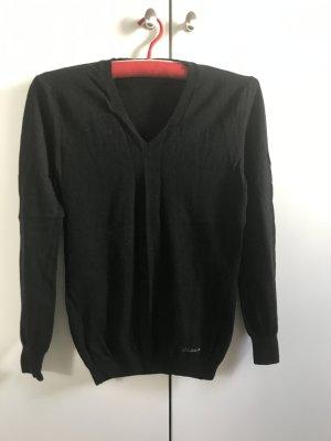 Calvin Klein Maglione di lana nero Lana
