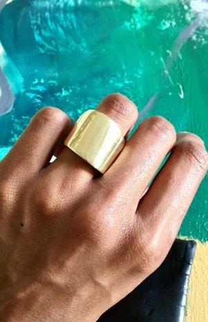 Calvin Klein Ring, gold, Top Zustand, L8