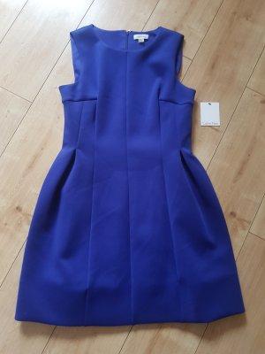 Calvin Klein Royal Blue Kleid Cocktailkleid Abendkleid Trägerkleid Blau Party Weihnachten Silvester US 12 / 40 L NEU  SALE bis 21.12.