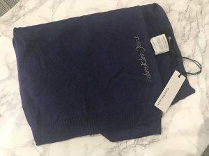 Calvin Klein Scarf dark blue