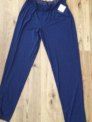 Calvin Klein Bottom dark blue cotton