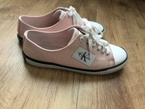 Calvin Klein Lace-Up Sneaker light pink-pink