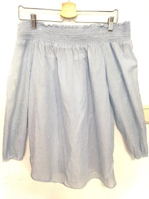 Calvin Klein schulterfreie Bluse Casual-Look