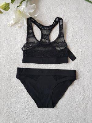 Calvin Klein Lingerie Set black