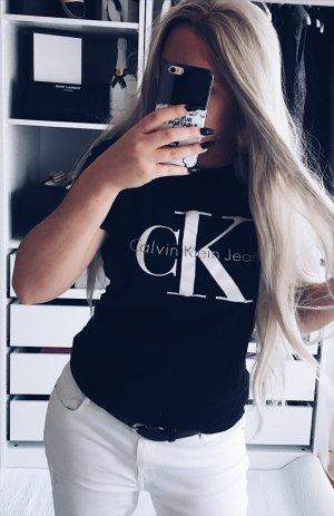 Calvin Klein Shirt schwarz M - Blogger