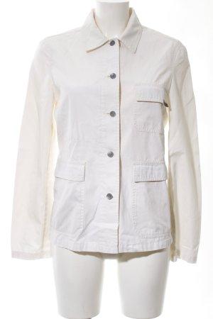 Calvin Klein Giacca-camicia crema stile casual