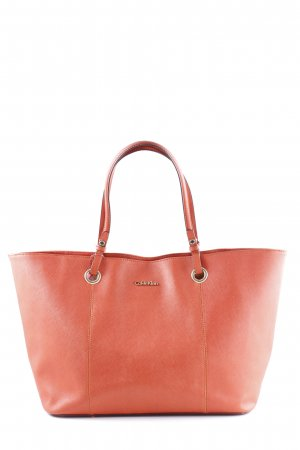 Calvin Klein Shopper dunkelorange Casual-Look