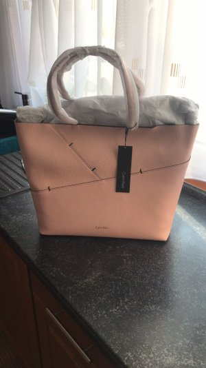 Calvin Klein Comprador color rosa dorado-rosa claro