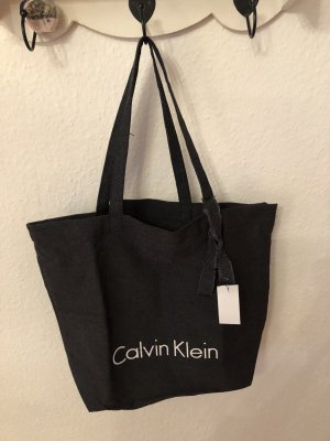 Calvin Klein Shopper Stoff neu mit Etikett