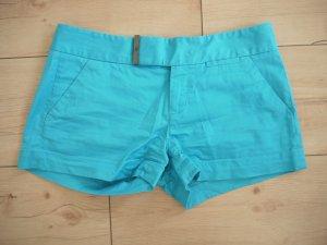 Calvin Klein Shorts mit Metallspange am Bund