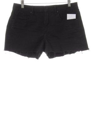 Calvin Klein Shorts schwarz klassischer Stil