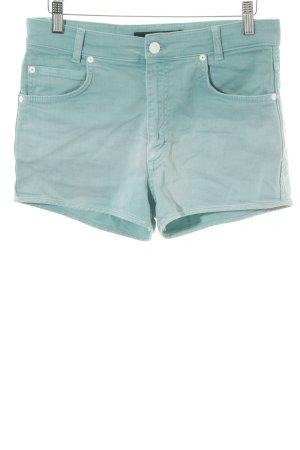 Calvin Klein Shorts türkis Casual-Look