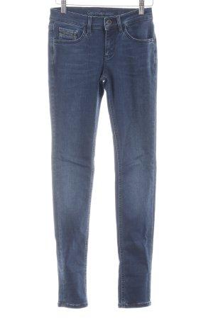 Calvin Klein Skinny Jeans dunkelblau Casual-Look