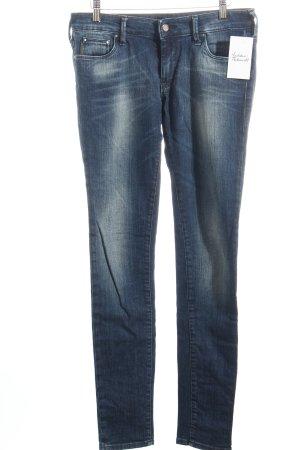 Calvin Klein Skinny Jeans dunkelblau klassischer Stil