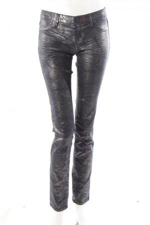 Calvin Klein Skinny Jeans Metallic