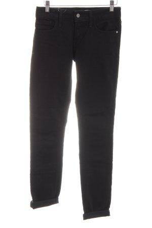 Calvin Klein Skinny Jeans black mixture fibre