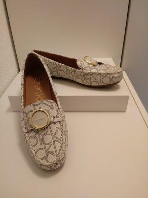 Calvin Klein Slip-on Sneakers gold-colored-cream