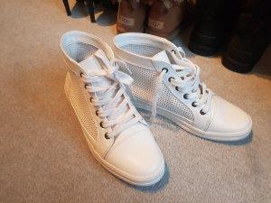 Calvin Klein Sneaker Hightop weiß 39