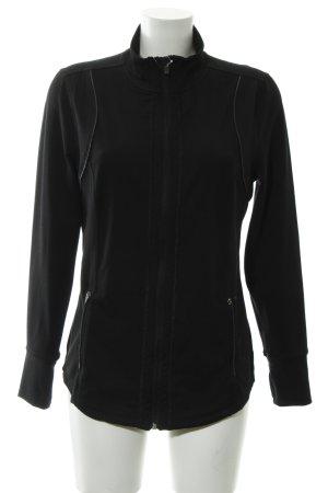 Calvin Klein Softshelljack zwart atletische stijl