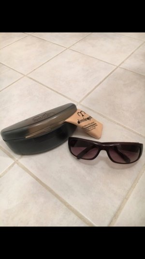 Calvin Klein Sunglasses brown violet