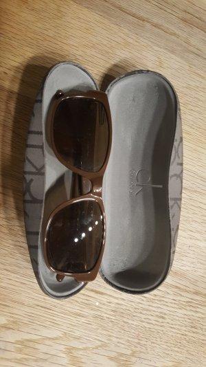 Calvin Klein Sonnenbrille braun