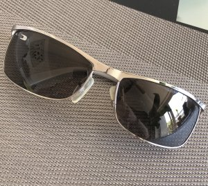 Calvin Klein Glasses silver-colored-grey