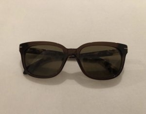 Calvin Klein Glasses dark brown-sand brown